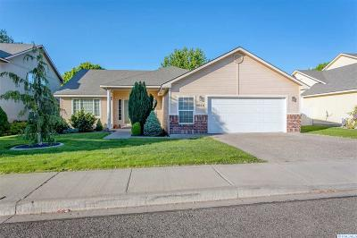 Kennewick Single Family Home For Sale: 2518 W 32nd Ave