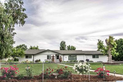 Burbank Single Family Home For Sale: 530 E Sunset Dr