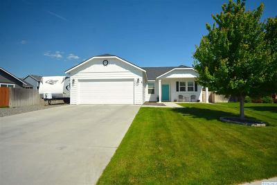 West Richland Single Family Home For Sale: 2462 Hickory
