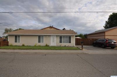 Kennewick Single Family Home For Sale: 620 E 7th Avenue