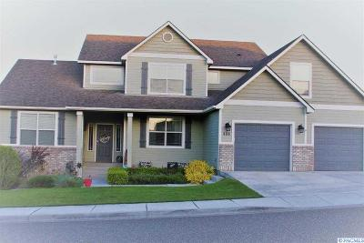 Kennewick Single Family Home For Sale: 406 S Joliet Street
