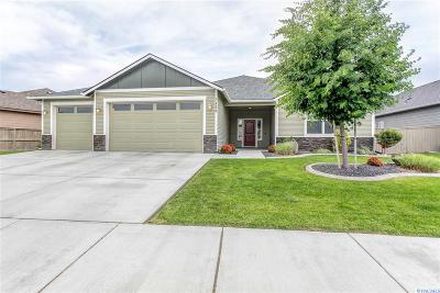 Kennewick Single Family Home For Sale: 5409 W 19th Ave