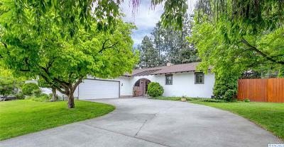 Richland WA Single Family Home For Sale: $315,000