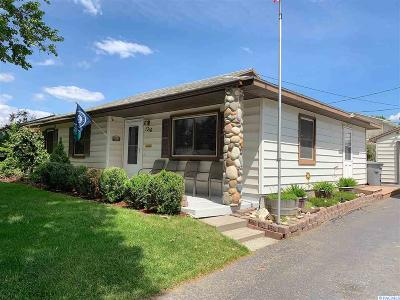 Richland Single Family Home For Sale: 1316 Cottonwood Drive