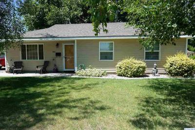 Richland Single Family Home For Sale: 651 Cedar Ave