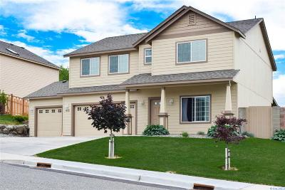 Richland Single Family Home For Sale: 412 Charbonneau Drive