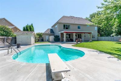 Richland Single Family Home For Sale: 1625 Sunterra Ct