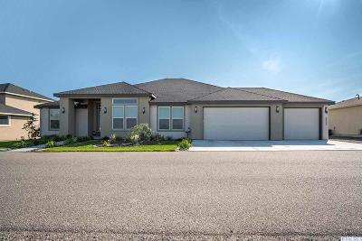 Richland Single Family Home For Sale: 2531 Falconcrest Loop