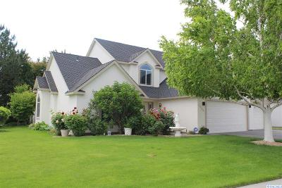 Richland Single Family Home For Sale: 1608 Mesquite