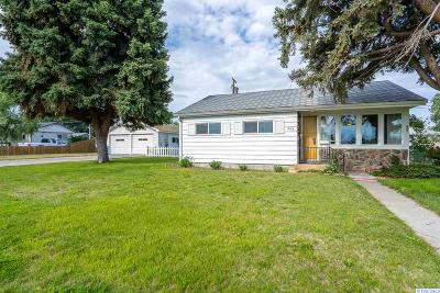 Richland Single Family Home For Sale: 605 Winslow Ave