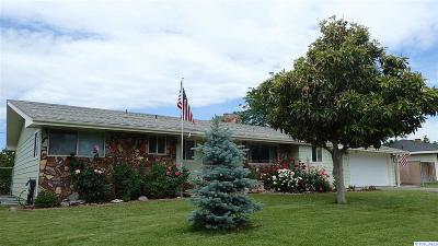 Kennewick Single Family Home For Sale: 6512 W Victoria Ave.