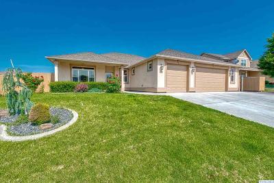 Kennewick Single Family Home For Sale: 410 S Louisiana St.
