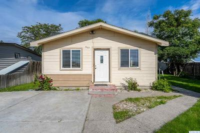 Pasco Single Family Home For Sale: 907 S Myrtle Ave.