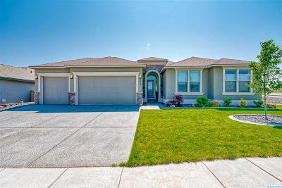 Richland Single Family Home For Sale: 2640 Grayhawk Loop