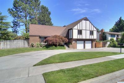 Richland Single Family Home For Sale: 2330 Davison