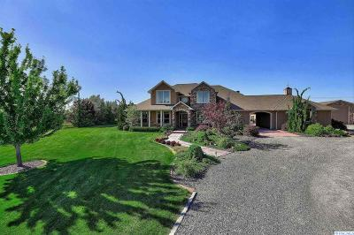 Kennewick Single Family Home For Sale: 90013 E Reata Rd