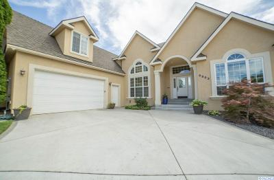 Kennewick Single Family Home For Sale: 8803 W 2nd Ave
