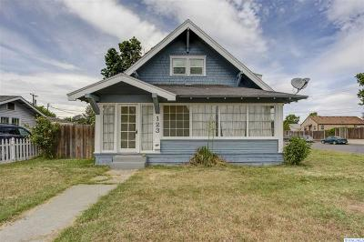Kennewick Single Family Home For Sale: 123 E 3rd Ave.