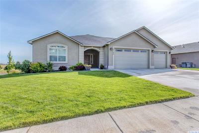 Kennewick Single Family Home For Sale: 5790 W 37th Place