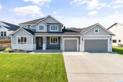 Richland Single Family Home For Sale: 2853 Mackenzie Court