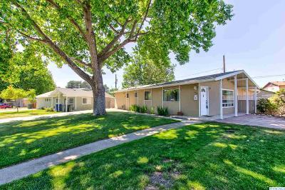 Richland Single Family Home For Sale: 2408 Boulder Street