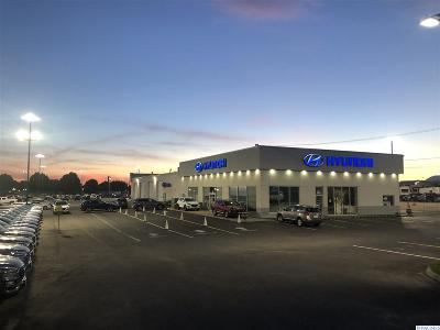 Pasco Commercial For Sale: 1002 N 28th