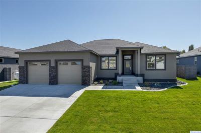 West Richland Single Family Home For Sale: 4431 Rosencrans St