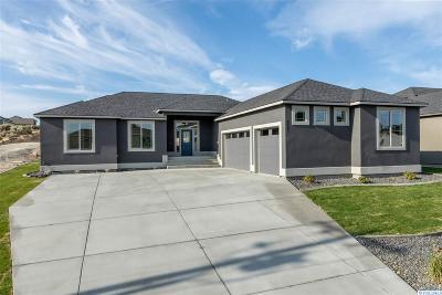 West Richland Single Family Home For Sale: 4421 Rosencrans St
