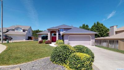 Richland Single Family Home For Sale: 116 Meleina Court