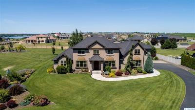 Pasco Single Family Home For Sale: 11721 Quail Run Rd