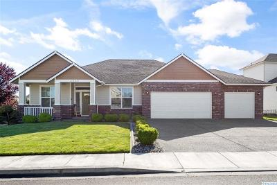 Richland Single Family Home For Sale: 2927 Redrock Ridge Loop