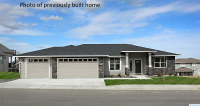 Richland WA Single Family Home For Sale: $499,995