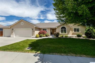 Richland Single Family Home For Sale: 2758 Leopold Ln