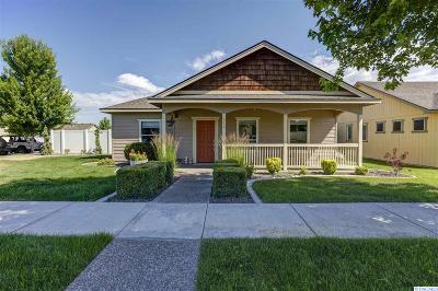 Richland Single Family Home For Sale: 568 Cherokee