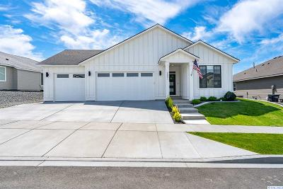 Richland Single Family Home For Sale: 4891 Smitty Dr