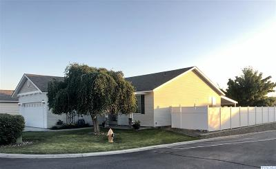 Richland WA Single Family Home For Sale: $259,900