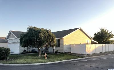 Richland Single Family Home For Sale: 1537 Foxglove