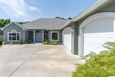 Richland Single Family Home For Sale: 435 Aimee Drive