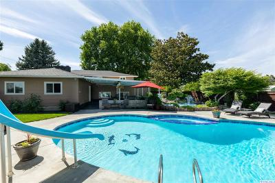 Kennewick Single Family Home For Sale: 706 W 45th Ave