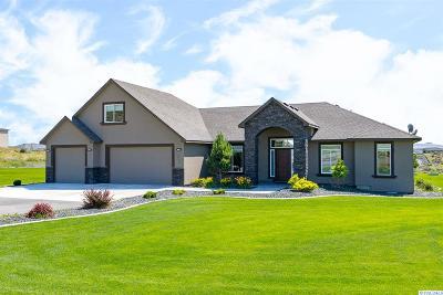 Kennewick Single Family Home For Sale: 13605 S Maso Pr SE