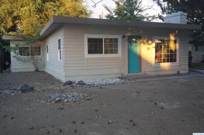 Kennewick Single Family Home For Sale: 406 N Jefferson St