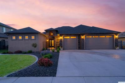 West Richland Single Family Home For Sale: 6634 Opal Ct