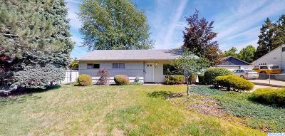 Richland Single Family Home For Sale: 646 Cedar Avenue