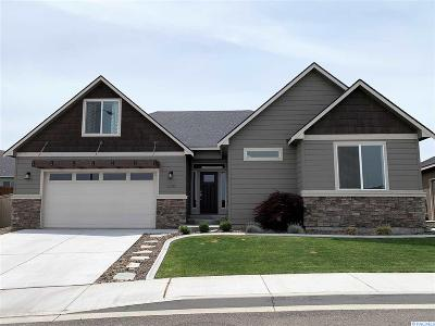 Kennewick Single Family Home For Sale: 4202 S Zillah St