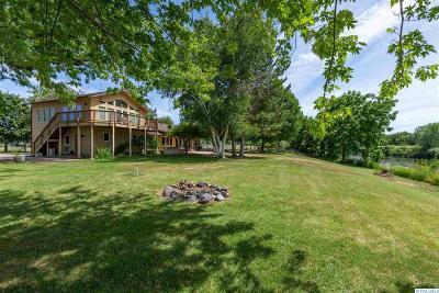 West Richland Single Family Home For Sale: 91034 Northstar Pr NE