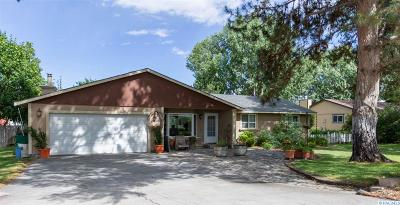 Kennewick Single Family Home For Sale: 4505 S Washington St