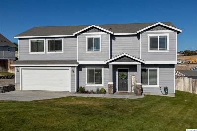 West Richland Single Family Home For Sale: 1431 Mazzard Ave