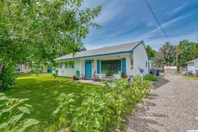 Benton County Single Family Home For Sale: 507 Birch Ave