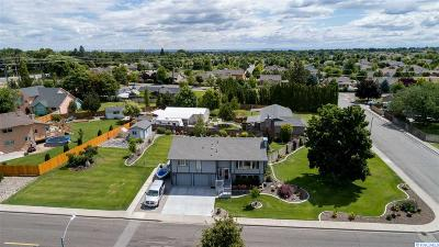 Kennewick Single Family Home For Sale: 1107 S Lincoln St.