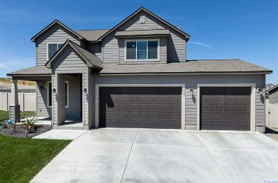 Kennewick Single Family Home For Sale: 6681 W 33rd Pl.